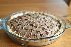 Solodke: Пирог с орехами