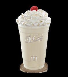 Best Mcdonalds Vanilla...