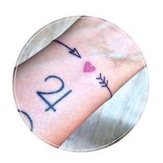 arrow, tattoo, tatugem, tatuagem flecha, tatoo, heart, coração, design