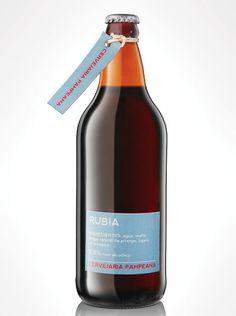 Cerveja Rubia