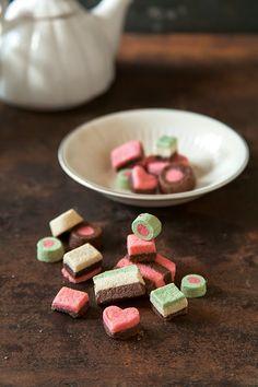 Divino Macaron: Cookies de colores