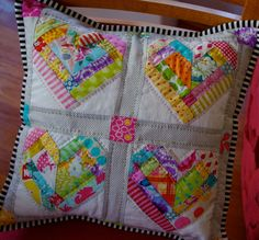 The Pillow Talk {swap} finished by lululollylegs, via Flickr