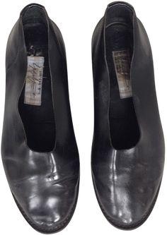 Yohji Yamamoto Ballet Pumps
