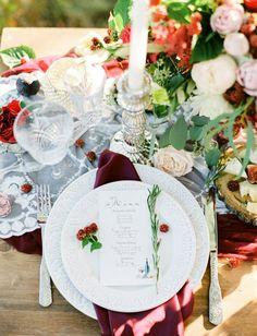 Organic Marsala Wedding Inspiration | Green Wedding Shoes Wedding Blog | Wedding Trends for Stylish + Creative Brides