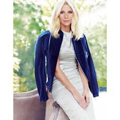 Gwyneth Paltrow, Red's December 2013 issue cover star