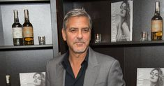 George Clooney Just Sold His Tequila Company For An Absurd Amount Of Money #GeorgeClooney