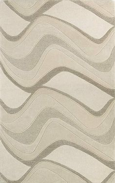 "Eternity Waves Ivory 2'3"" x 7'6"" Runner Rug by KAS. $120.60. Eternity 1085 WAVES ivory rug by KAS Oriental Rugs Inc. is a hand tufted rug made from wool. It is a 2 x 7 area rug runner in shape. The manufacturer describes the rug as a ivory 2'3"" x 7'6"" area rug. Buy discount rugs with Buy Area Rugs .com SKU ete108523x76ru