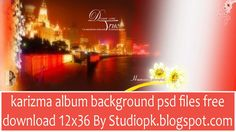 125 karizma album background psd files free download 12x36 complete collection from by get blog of post studiopk.blogspot.com