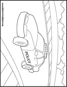 Coloring Pages: Transportation | My Activity Maker | coloring book ...