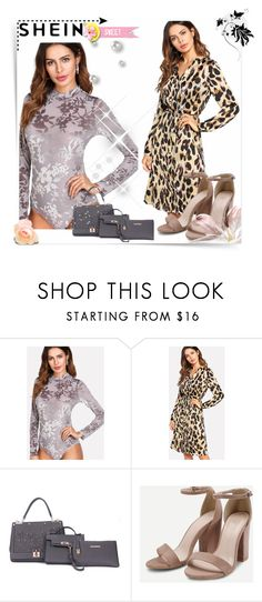 """""""SHEIN 4/10"""" by women-miki ❤ liked on Polyvore featuring See by Chloé"""
