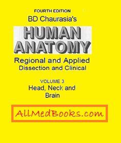 Download BD Chaurasia Human Anatomy volume 3 pdf