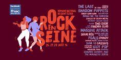 Gagnez votre pass 3 jours pour le Festival Rock en Seine !