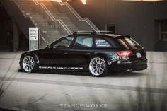 """""""Rilberty Walk"""" - Rilber Li's 2012 Audi A4 Avant"""