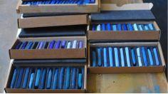 Boîtes de pastels Roché de Pierre Boncompain