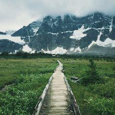 Trail to Amethyst Lake