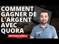 Comment gagner de l'argent avec Quora ? Youtube, Mens Tops, Earning Money, Youtubers, Youtube Movies