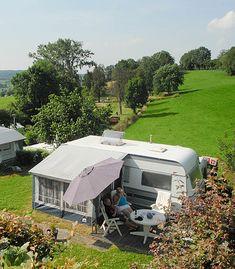 Limburg - Vijlen, Camping Rozenhof