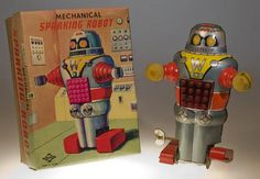 tin toys antique | Recent Photos The Commons Getty Collection Galleries World Map App ...