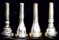 Olds Large Shank Cornet Mouthpieces