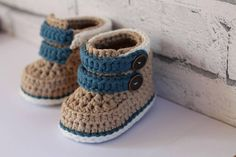 """CROCHET PATTERN - """"Cairo boots"""" baby boys booties crochet pattern, infant crochet shoes English Language Only Baby Boy Booties, Baby Boy Shoes, Booties Crochet, Crochet Baby Shoes, Indian Boots, Toddler Girl Style, Toddler Fashion, Toddler Outfits, Toddler Girls"""