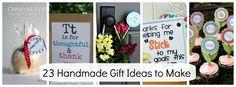 23 handmade gift ideas for teachers