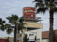 Pearland, Texas - Wikipedia, the free encyclopedia
