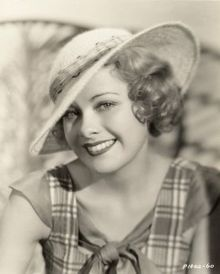 Joan Marsh (10 Jul 1913 - 10 Aug 2000) - Born Dorothy D. Rosher, she made her first film appearance as an infant in 1915. Her father, Charles Rosher was an award-winning cinematographer. She was named a WAMPAS Baby Star in 1931.