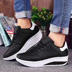 Ellie- Comfy High Trainers Shoe Basket, Designer High Heels, Summer Wedges, White Sneakers, Vegan Sneakers, Sneakers Women, Luxury Shoes, Platform Shoes, Women's Shoes