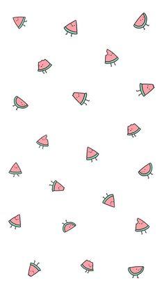 Watermelon wallpaper, lock screen wallpaper, locked wallpaper, cute wallpapers for ipad Iphone Wallpaper Vsco, Disney Phone Wallpaper, Homescreen Wallpaper, Cute Wallpaper For Phone, Iphone Background Wallpaper, Kawaii Wallpaper, Tumblr Wallpaper, Ipad Mini Wallpaper, Wallpaper Samsung