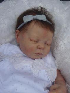 JACKIE'S BABIES~ REBORN BABY GIRL ANNIE (ADRIE STOETE) | eBay