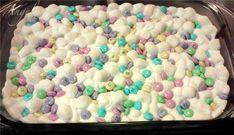Easter-Brownies