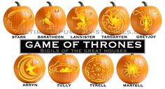 Game-of-Thrones-Sigils-Pumpkin-Carving-Stencils!!