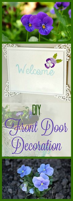 door decoration idea