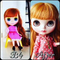 June b4 and after she's less jeunette change her body to Azone Pure Neemo Flection Fully Articulated M Size Body/LL Breast (Skin Color)😬😬😬