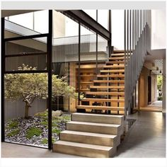 Sold 68 Goodhope Street, Paddington NSW 2021 on 09 Apr 2010 - 2008112867 Home Stairs Design, Interior Staircase, Modern Staircase, Interior Architecture, House Design, Spiral Staircases, Garden Stairs, House Stairs, Exterior Tiles