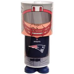 New England Patriots Lamp Desk Style #NewEnglandPatriots