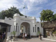 Confeitaria Colombo+Forte de Copacabana