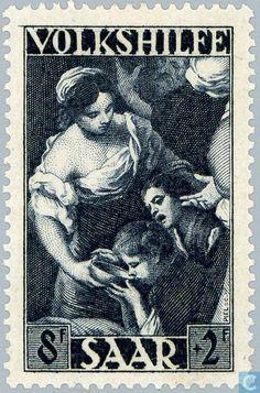 Saarland - Paintings 1949