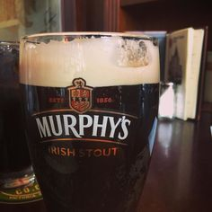 Sláinte! #beer #murphys #irishpub