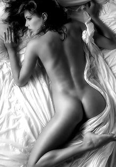 Amateur intimate boudoir photography