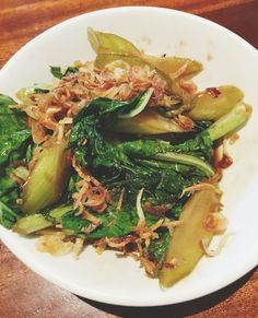 Chinese broccoli at Sway | Adventures in a New(ish) City #austin #texas #travel #food #vacation #foodblogger #newishcityHOU