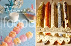 julie rothhahn: food designs | 'petites (re)creation de cuisine'