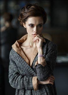 Alexey Kazantsev Photography make-up/hair: Maria Kovalenko model: Katya