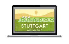 Stuttgart illustriert » In der Galerie Gedock stellen zur Zeit 14 Illustratorinnen und Ill ...