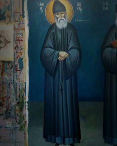 Orthodox Christianity, Byzantine Icons, Saints, Religion, Blessed, Spirituality, Batman, Superhero, Fictional Characters