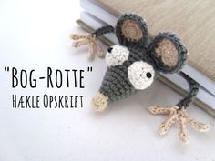 Translation by Gitte: Thanks to Gitte the Book Rat found her way into Danish books, librarys and bookshelfs. Check out ... Læs mere...