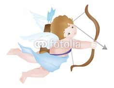 #Cupid #Valentine's • crazycolors © fotolia