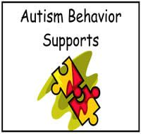 Free Behavioral support cards for children with Autism or those who do well with visual cues.