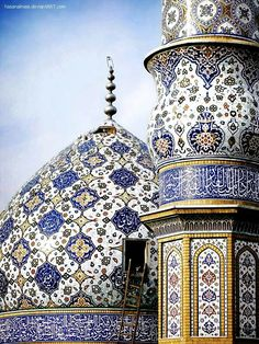 Beautiful Islamic Architecture - Iran