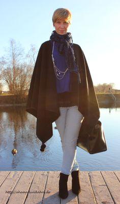 #lace #lightbluejeans #cape http://ahemadundahos.de